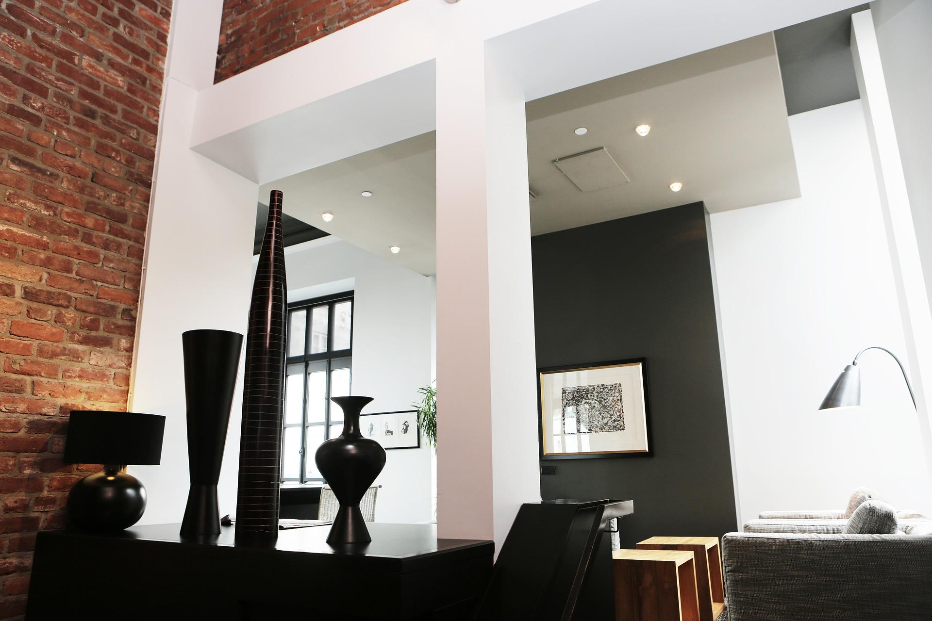 Osvětlení loftu a podkroví: konkrétní tipy a rady, jak na to