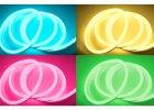 Neon LED pásky