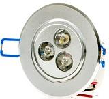 LED bodové stropní osvětlení