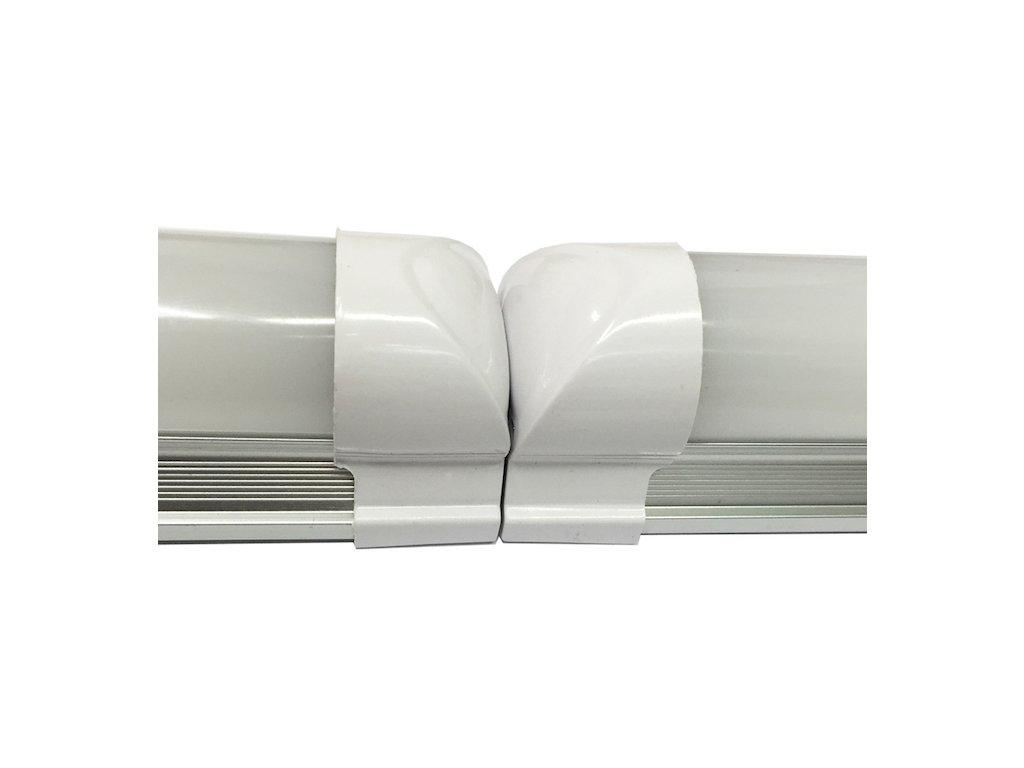 led k chenunterbauleuchte 150cm 24w t8 warmwei gute. Black Bedroom Furniture Sets. Home Design Ideas