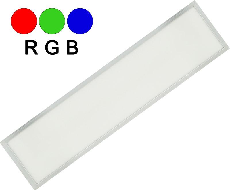 LED Deckenpanel RGB 300 x 1200 mm 30W