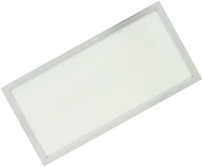 Silber LED Hängepanel 300 x 600mm 30W Kaltweiß