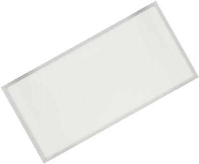 Silber LED Deckenpanel 600 x 1200mm 72W Warmweiß