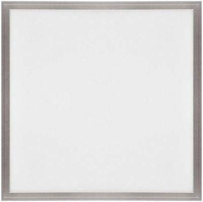 Silber LED Deckenpanel 600 x 600mm 36W Tageslicht