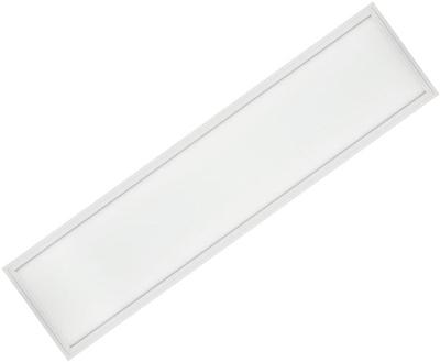 Weißes LED Hängepanel 300 x 1200mm 36W Warmweiß