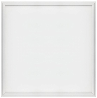 Weißes LED Deckenpanel 600 x 600mm 36W Kaltweiß