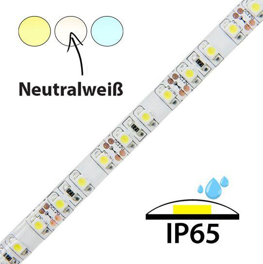 LED Streifen 9,6W / m wasserdicht Tageslicht