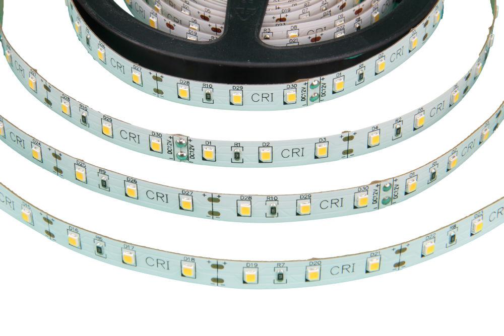 T-LED LED pásek CRI-300 vnitřní záruka 3 roky Studená bílá