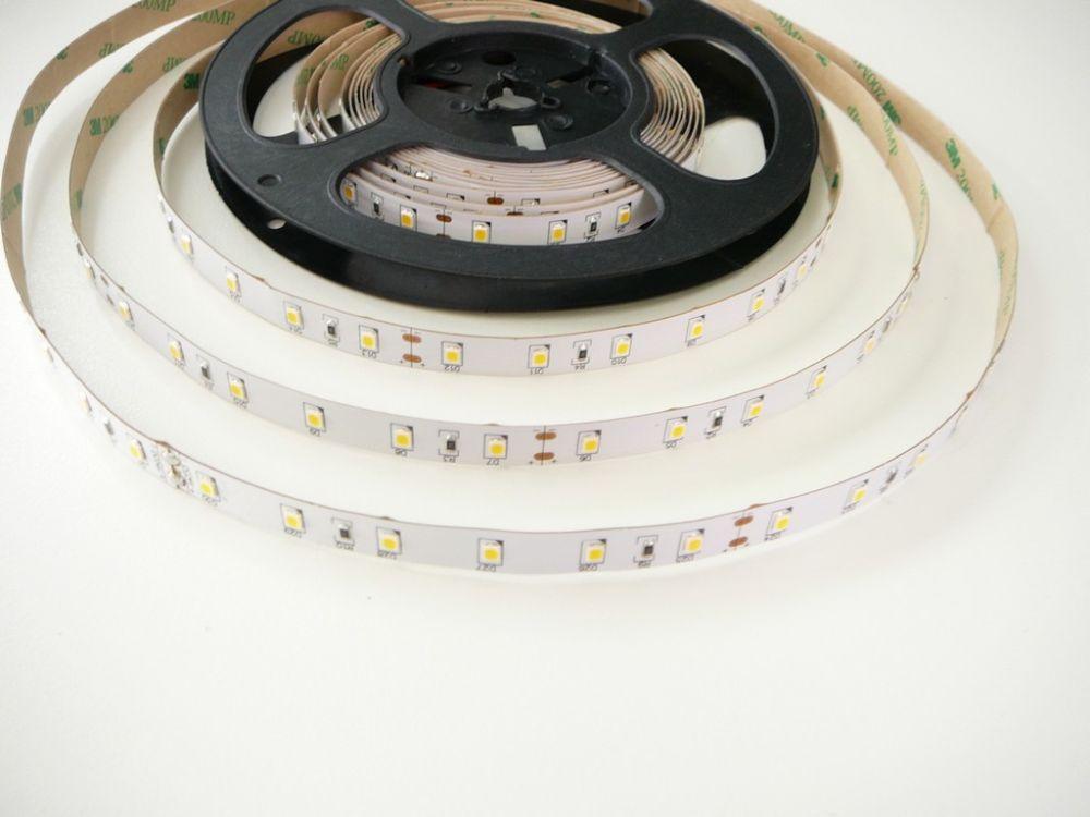 T-LED LED pásek 24V-300-12W vnitřní záruka 3 roky Studená bílá