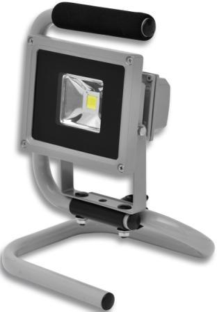 LED reflektory se stojanem