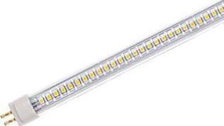 LED Leuchtstoffröhre T5 G5 288mm 4W durchsichtige Abdeckung Tageslicht für EVG