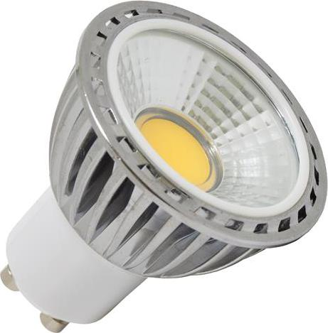 LED Lampe GU10 COB 5W Warmweiß