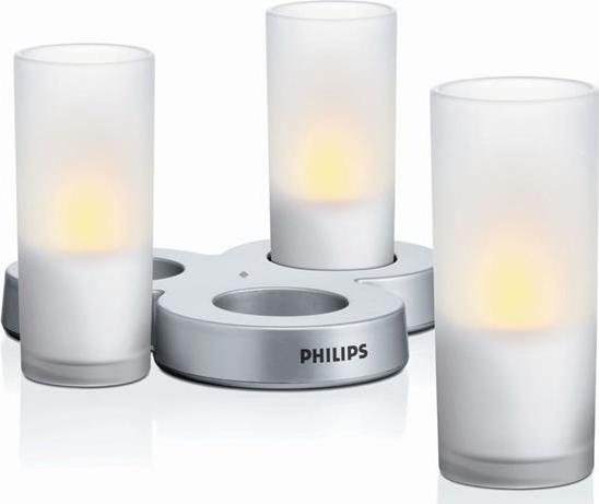 Philips LED Moderne Pendelleuchte 8x2W - 37241/48/13