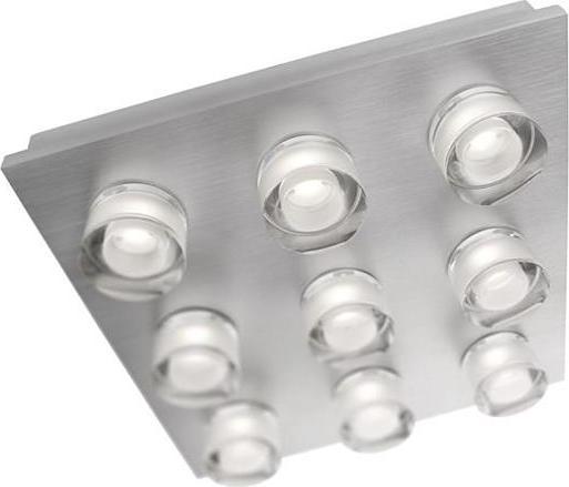 Philips LED Moderner Deckenkronleuchter Darius 9x2W - 37246/48/13
