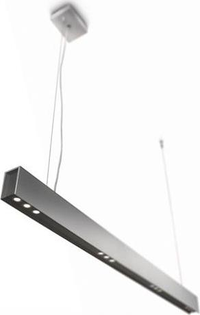 Philips LED Pendelleuchte Metall 4x6,5W - 40603/48/16