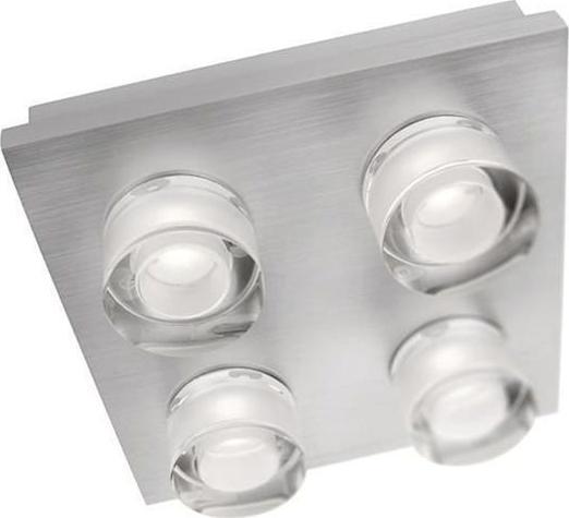 Philips LED Moderner Deckenkronleuchter 3x6W - 32209/11/16