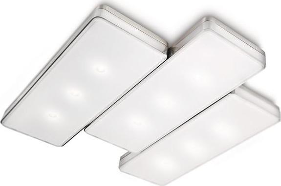 Philips LED Moderner Deckenkronleuchter 9x2W - 40636/17/16