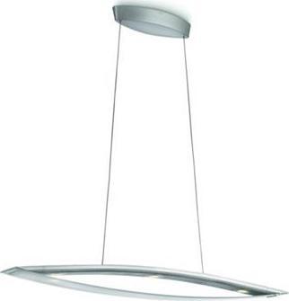 Philips LED Moderne Pendelleuchte LEDino Aluminium 3x6W - 37368/48/16