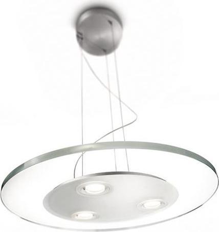 Philips LED Deckenleuchte Metall LEDino weiß 1x6W - 31610/31/16