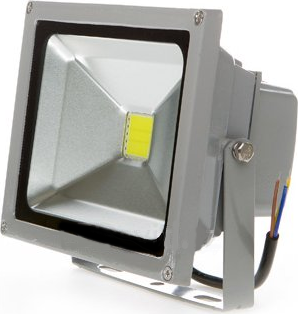 LED reflektor 20W biela