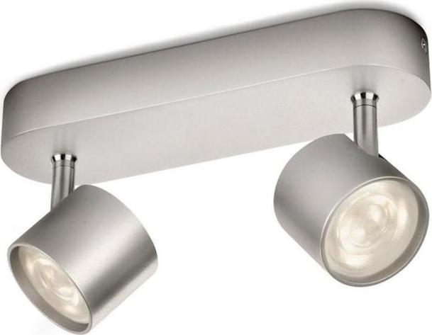 Philips LED Spotleuchte Promo 2x3W - 56242/48/16