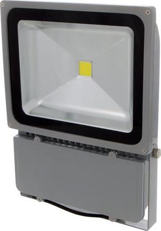 LED reflektor 100W biela