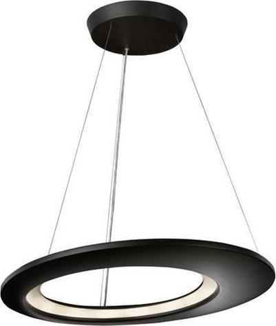 PHILIPS LED luster kovový závesný Ayr 8x2,5W - 40902/48/16