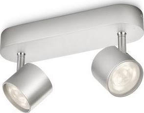 Philips LED moderne Deckenleuchte Stimus 6x2,5W - 40834/31/16