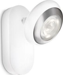 Philips LED Wandleuchte Metall Galax 4x2,5W - 45591/31/16
