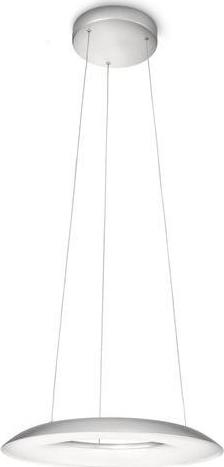 Philips LED ayr Pendelleuchten 8x2,5w selv 40902/48/16