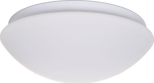 Außenwandleuchte mit Sensor Dusk grau 1x1.5W - 17808/87/16