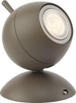 Philips LED moderne Deckenleuchte Coil grey 1x8W - 31065/87/16