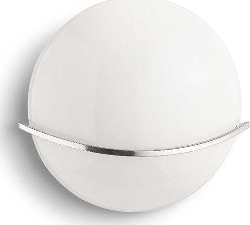 Philips LED moderne Wandleuchte Buckeye Chrome 1x3W - 33051/11/16