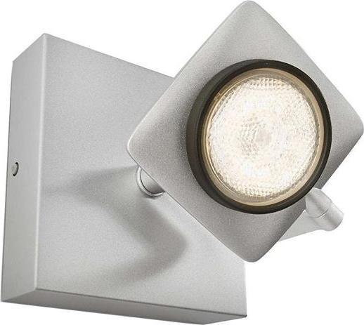 Philips LED Spotleuchte Millenium Aluminium 1x4W - 53190/48/16
