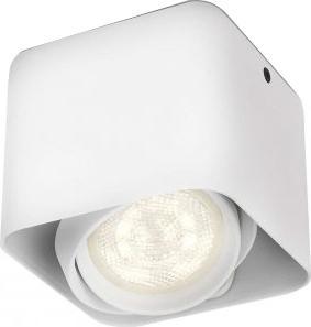 Philips LED Spotleuchte Afzelia weiß 1x3W - 53200/31/16
