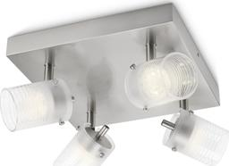 Philips LED Spotleuchte Toile weiß 4x3W - 53269/67/16