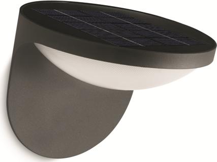 Philips LED dusk lampe außen wand 1,5w 17807/93/16