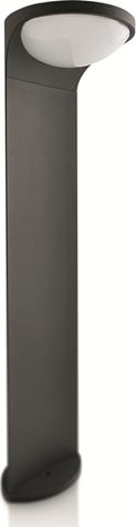 Philips LED Spotleuchte Tweed weiß 1x3W - 53280/31/16