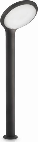 Philips LED Spotleuchte Tweed Aluminium 3x3W - 53289/48/16