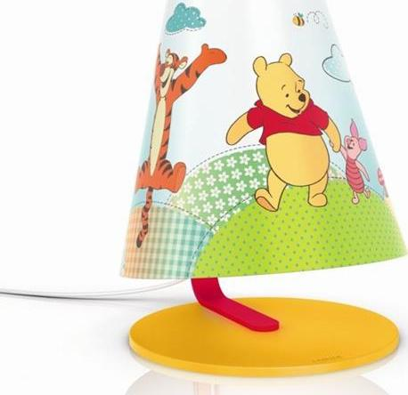 Philips LED Tischlampe Winnie the Pooh - 71764/34/16