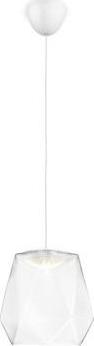 Philips Dyna LED Spotleuchte schwarz 4x3W - 53234/30/16