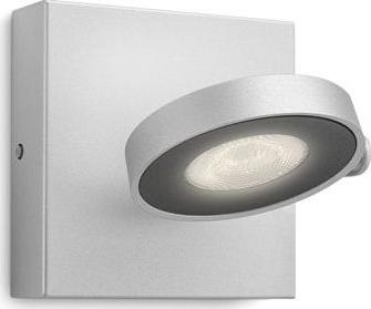 Philips Cottage LED Außenwandleuchte schwarz 1x4.5W - 15480/30/16