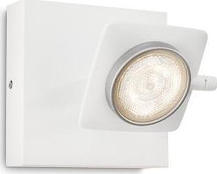 Philips Cottage LED Außenwandleuchte schwarz 1x4.5W - 15488/30/16