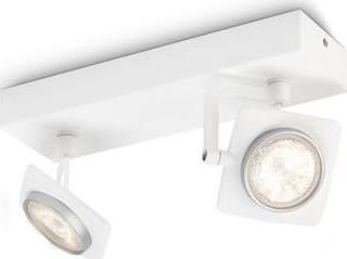 Philips Dust LED Außenstehlampe schwarz hoch 1x3W - 16408/93/16