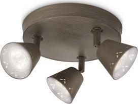 Philips LED Deckenleuchte eckig - 31240/67/16