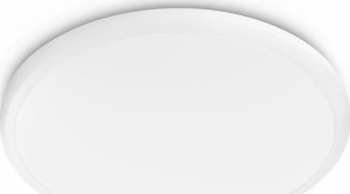 Philips TWIRL 40k LED Deckenleuchte weiß 1x12W - 31814/31/17