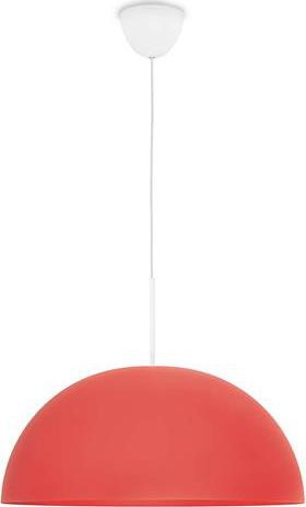 Philips Rye LED Pendelleuchte rot 1x4.5W - 40907/32/16