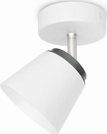 Philips Dender LED Spotleuchte weiß 1x4W - 53340/31/16