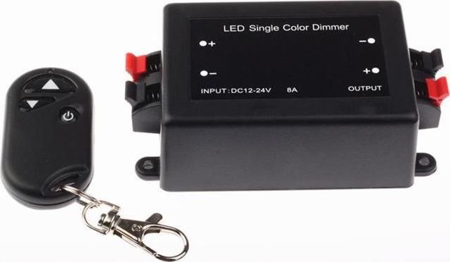 LED Dimmer ECO-RF Premium Line 12V 8A (96W)
