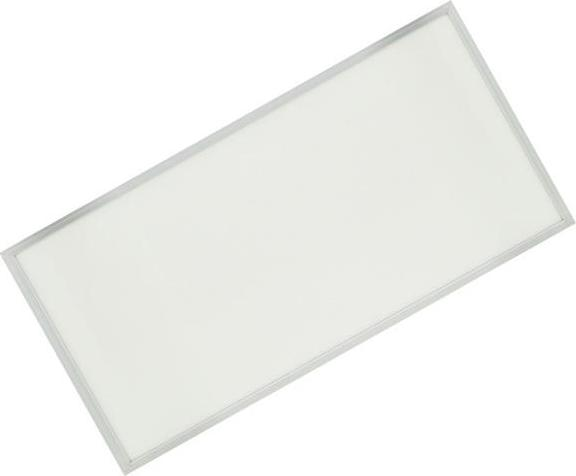 Silber LED Panel mit Rahmen 600 x 1200mm 72W Tageslicht